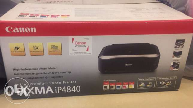 Canon Inkjet Premium Photo Printer
